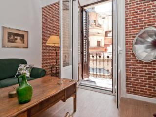 PLAZA MAYOR. 2 bedrooms wiffi, Madrid