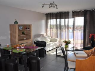 appartement vue sur canal