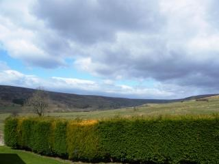 View of Rosedale valley from Craven Garth Farm