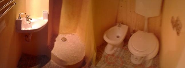 uno dei nostri wc con doccia