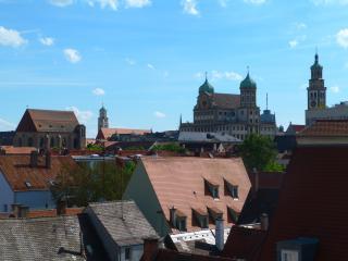 Zirbelnuss, Augsburg
