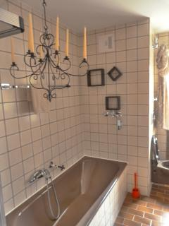 Bath Room with Shower and separate Bath Tub