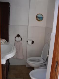 Il bagno II°