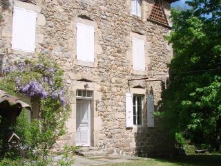 Domaine de Monepiat, Vernoux-en-Vivarais