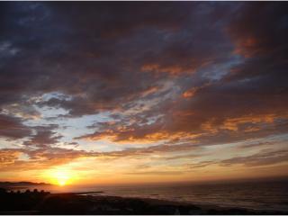 Exceptional sunrises from 1Milkwood
