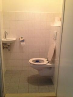 Toilet - Modern 2 Bed in Delf, South Holland
