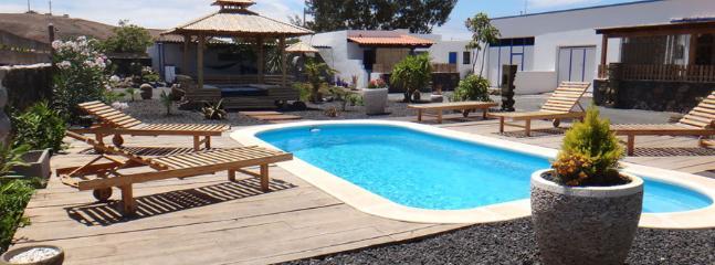 Maison 1-6 pers wifi piscine