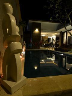Private Pool - Romantic evenings