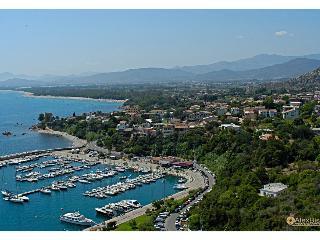 Sardegna appartamento con terrazza  vista mare, Baunei