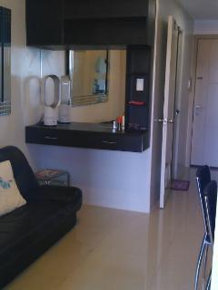 Comfortable one bedroom unit