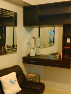 A one bedroom unit at Sea Residences in Mall of Asia complex