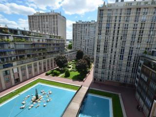 appartement calme et familial, Boulogne-Billancourt