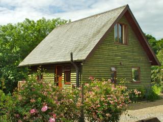 Luxury Scandinavian Pine Lodge, Hudswell