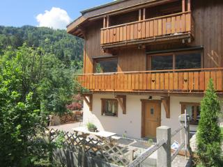 Chalet Belle Folie, 4 bedroom all ensuite chalet., Saint Jean d'Aulps