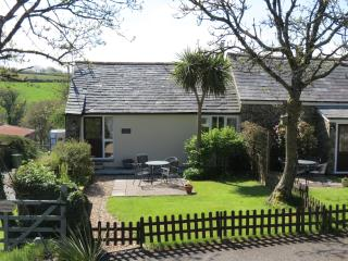 Dill cottage has a small enlcosed garden with patio area and charcoal BBQ in season.