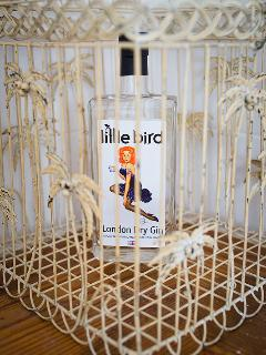 A bottle of Little Bird Gin waiting for you...