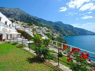 Positano- sea view villa- V709