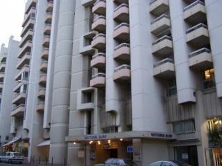 biarritz, dernier étage au victoria surf +terrasse