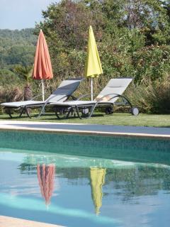 Zen  pool corner