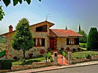 Villa Rosanna, Radicondoli
