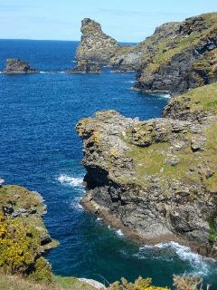 The Beautiful North Cornish Coastline