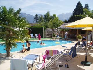 Résidence vacances avec piscine