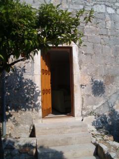 Villa Peace front door
