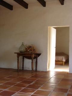 Living room - la Maison au bord de la Rivière