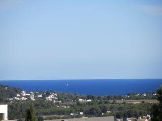 WONDERFUL DISTANT SEA VIEW FROM TERRACE