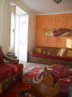 Casa da Fonte - Apartments in Sintra _ Living room