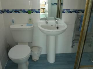 En-suite shower room.