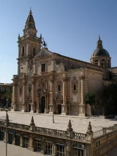 Ragusa - The cathedral