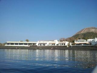 Appartamento isola di vulcano, Islas Eolias