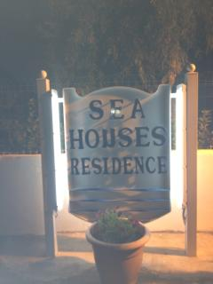 Sea houses residence