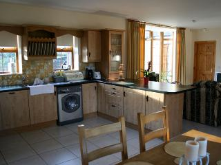 Beech Lodge,  Kitchen/living area
