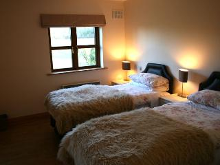 Beech Lodge,  twin room