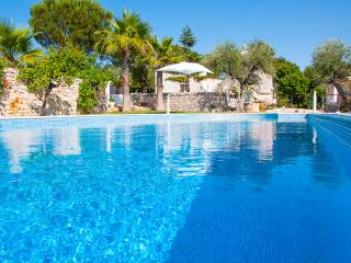 - 20% Trulli Castiglione: Trulli with private pool, Castellana Grotte