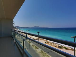 Beachfront Vacation rentalhome, Rhodes Town