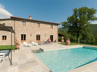 6 bedroom Villa in Talla, Tuscany, Italy : ref 2018137