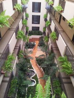 Atrium at your building...