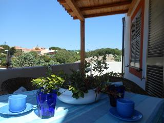 Myrtus apartment - the balcony