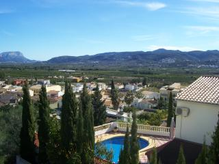 Stunning views of Orba Valley, Tormos