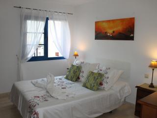 Casa Azul 200 mts del mar en Playa Blanca