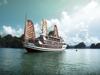 Bhaya Classic Cruises, Halong Bay