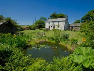 Fish Pond to Farmhouse
