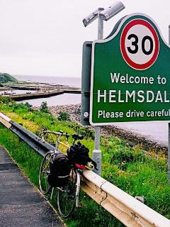 Helmsdale a Historic village