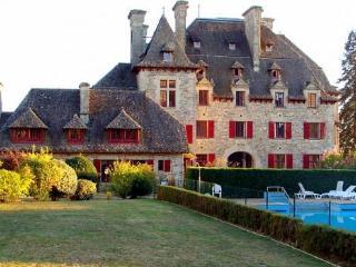 Chateau Correze, Beaulieu-sur-Dordogne
