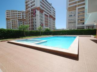 T2 Quintao, Strand von Praia da Rocha