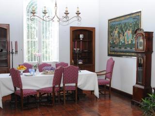 uno dei saloni della dimora storica