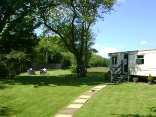 Stream Meadow. Includes a luxury seating area, BBQ facility & all the space you need.